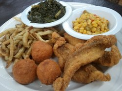 website catfish plate lunch